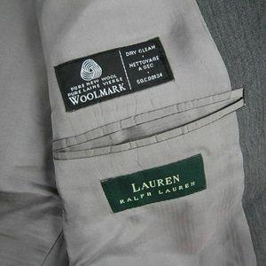 Lauren Ralph Lauren Suits & Blazers - Lauren Ralph Lauren Men's Suit Jacket Pure Wool